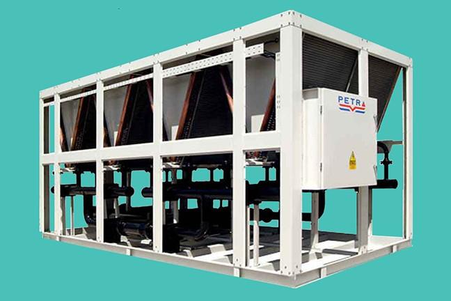 Агрегат сухого охолоджування